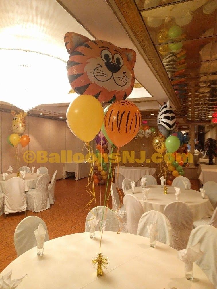 Jungle animal theme balloonsnj com