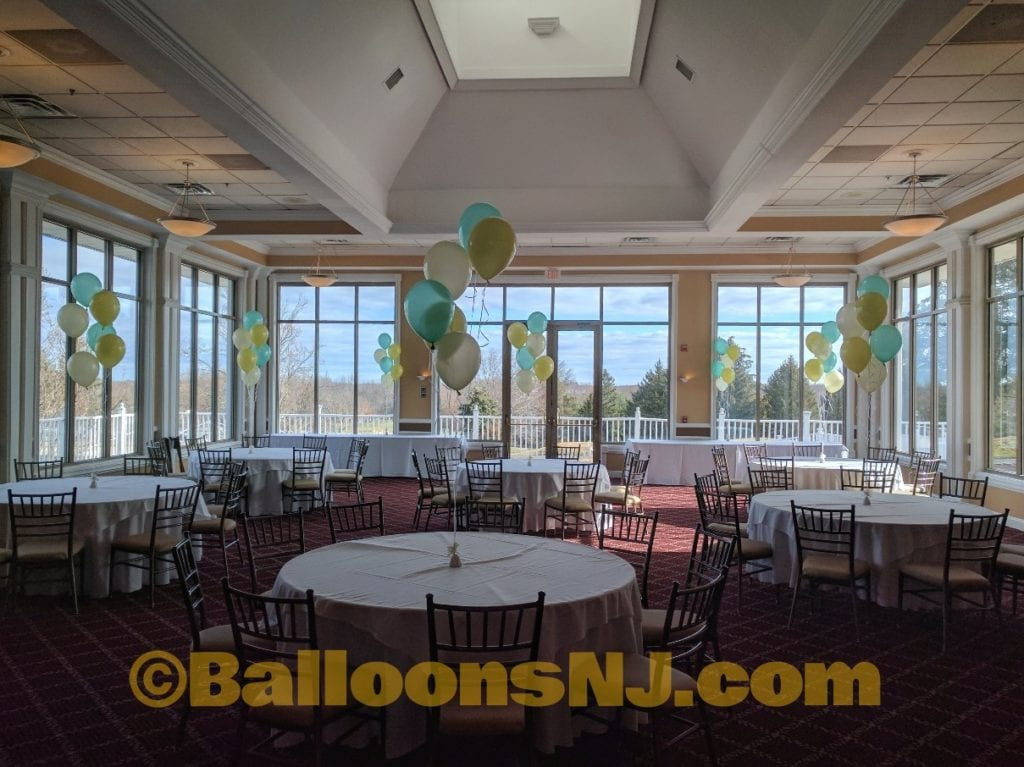 Bridal Shower Balloons Knob Hill Gc Manalapan Nj